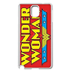 Samsung Galaxy Note 3 Cell Phone Case White Wonder Woman Logo SUX_883326