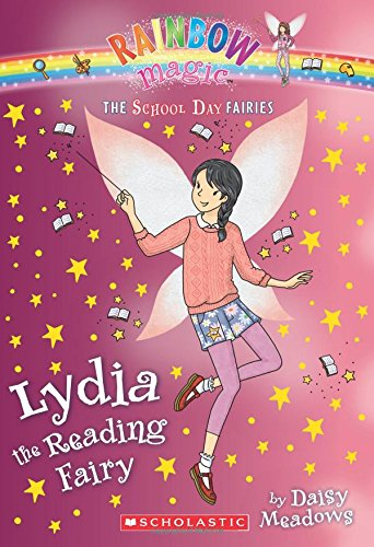 Lydia the Reading Fairy (The School Day Fairies #3) pdf epub