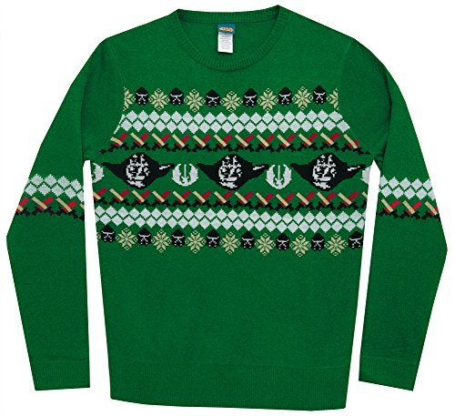 Yoda Rebel Star Wars Pullover Christmas Sweater