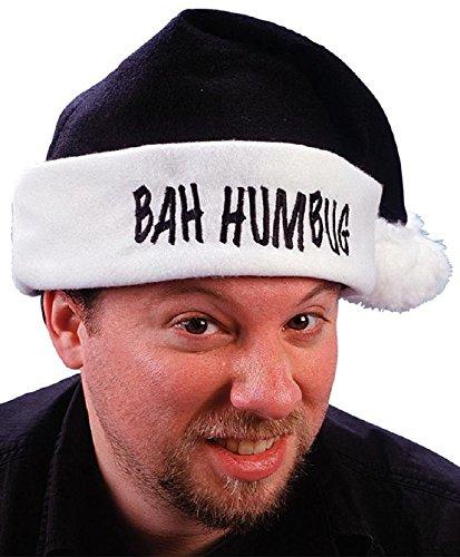 Bah Humbug Santa Hat]()
