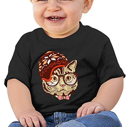 Cat Baby Doll Tee - 6