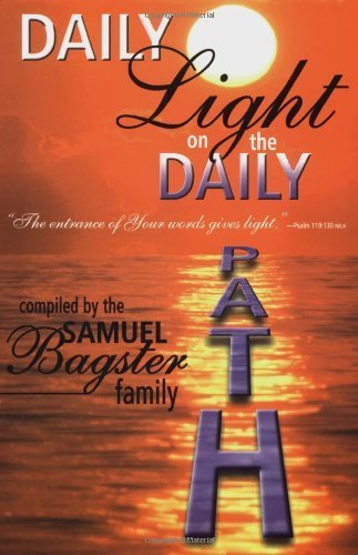 Daily Light For My Daily Path in US - 3
