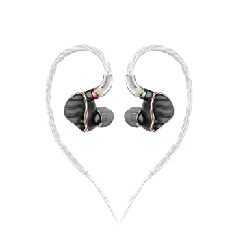 FiiO FH7 - Auriculares in-Ear híbridos de 5 Unidades (1DD + ...