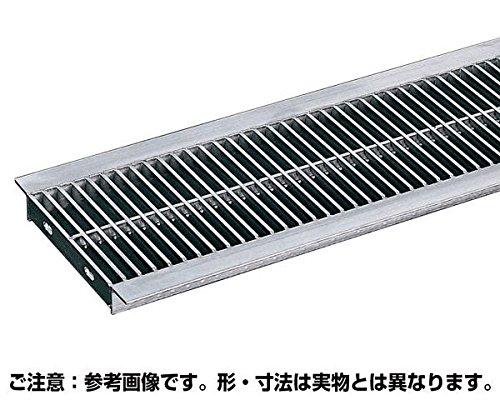 U字溝用溝幅90mm 標準細目溝蓋ステンレスグレーチング 内幅80×長さ994×高さ15ミリ オーダーメイド品 納期約10営業日 キャンセル不可 返品不可 B00S0BRBLW