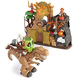 Imaginext Dino Fortress Gift Set