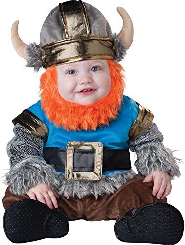 Toddler Boy's Costume: Lil Viking- Size 18M-2T (Lil Viking Costume)
