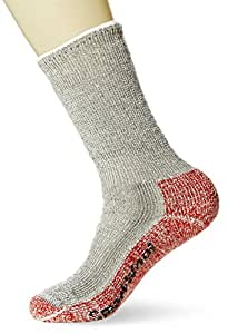 SmartWool Women's Mountaineering Extra Heavy Crew Socks,Large,Charcoal Heather