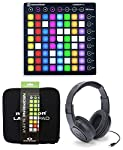 Novation LAUNCHPAD S MK2 MKII DJ Controller Pad+Ableton Live Lite+Carry Sleeve from NOVATION