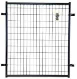 Lucky Dog Protection Panel for Modular Box Kennels (4'L x 4'W) for 4x4, 4x8 or 4x12 kennels