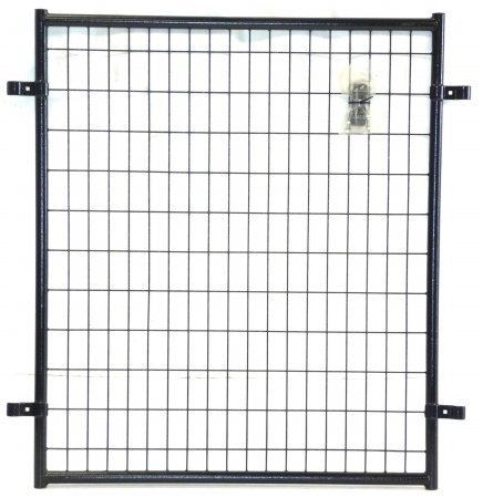 Lucky Dog Protection Panel for Modular Box Kennels (4'L x 4'W) for 4x4, 4x8 or 4x12 kennels -
