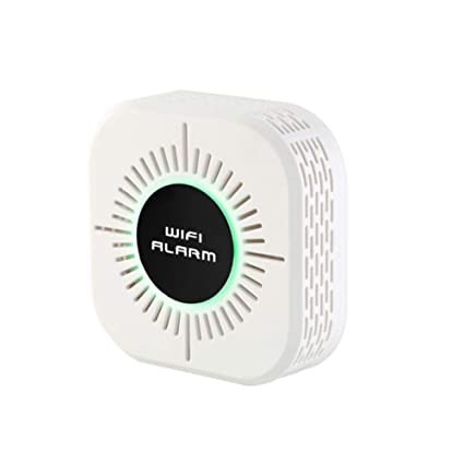 Leoie Wireless Wi-Fi Smart Home House Office Security Burglar Alarm Systems Kit