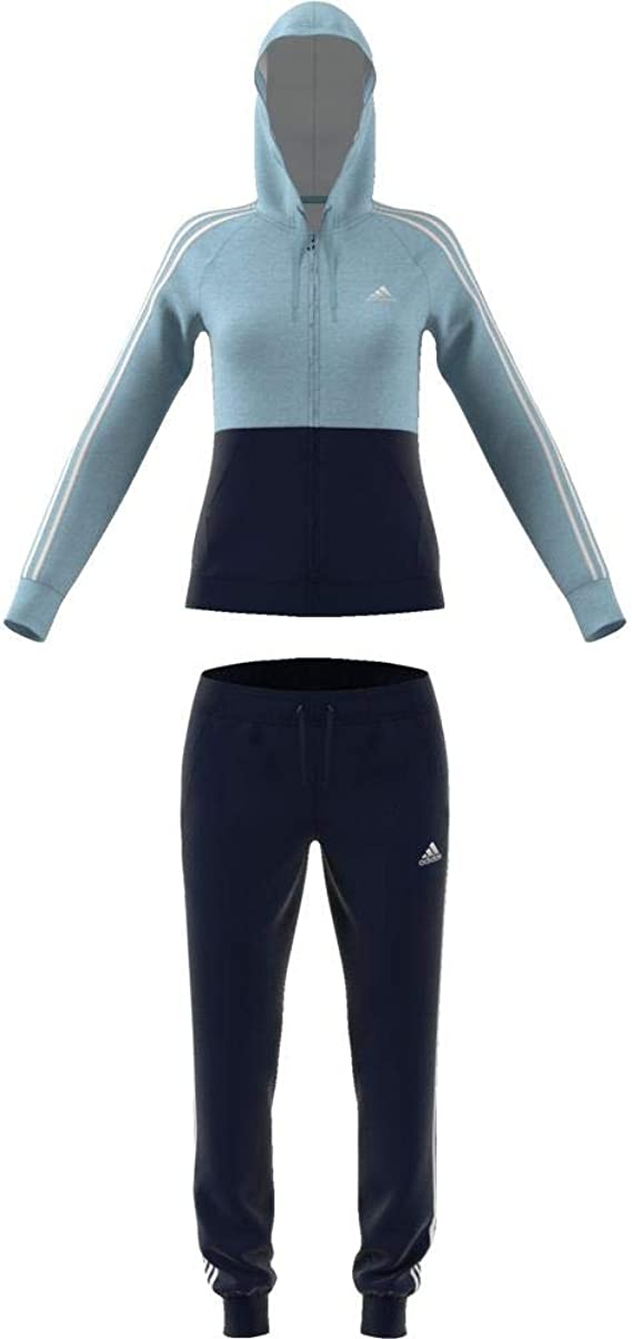 adidas WTS Game Time Chándal, Mujer: Amazon.es: Ropa y accesorios