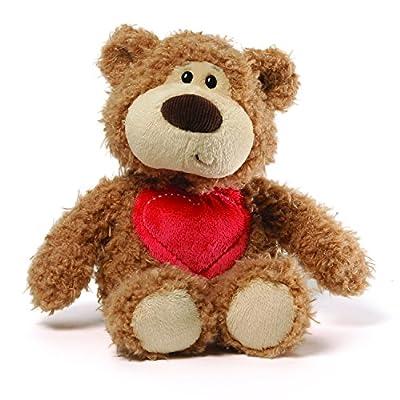 """Gund Addy Sweetheart Bear Plush, 11"""""""