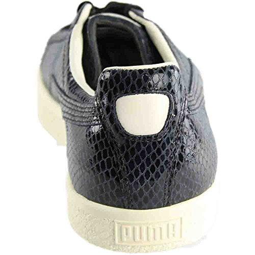 Select Puma Snake Whisper Black Men's White PUMA Sneakers Clyde RTqggwd