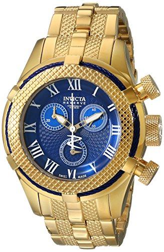Invicta Women's 17158 Bolt Analog Display Swiss Quartz Gold Watch