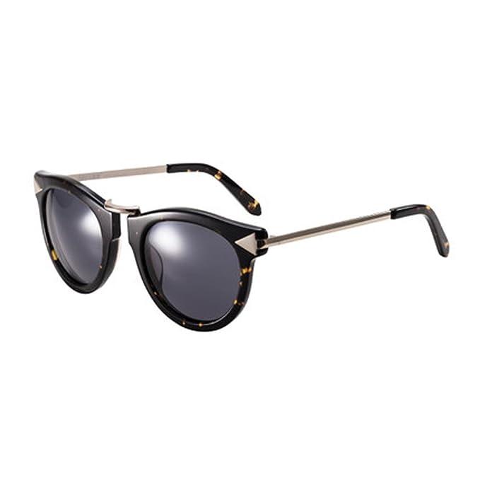 Gafas de sol polarizadas para mujer Gafas de sol con protección UV Gafas negras Gafas de