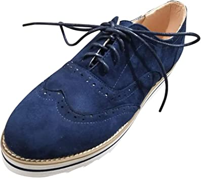 Bestow Zapatos con Cordones Casuales Zapatos Deportivos Zapatillas ...
