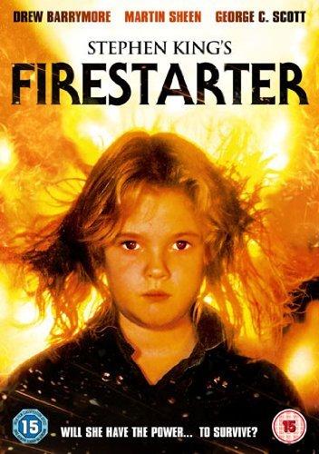 Firestarter DVD Drew Barrymore product image