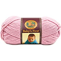 Lion Brand Yarn 925-100S Baby's First Yarn