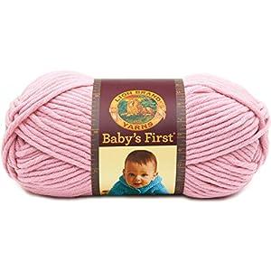 Lion Brand Yarn 925-100S Baby's First Yarn