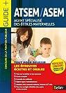 ATSEM / ASEM - Agent spécialisé des écoles maternelles par Boursin