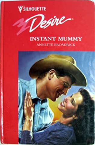 book cover of Instant Mommy