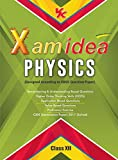 Xam Idea Physics Class 12 for 2018 Exam
