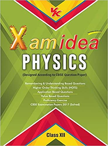 Xam Idea Physics Class 12 for 2018 Exam: Amazon in