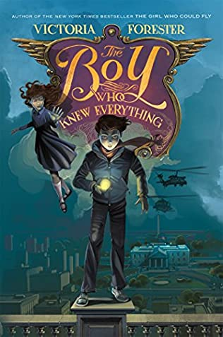 book cover of The Boy Who Knew Everything