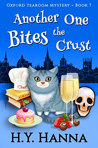 Laugh Oxford - Another One Bites the Crust (Oxford Tearoom Mysteries ~ Book 7)