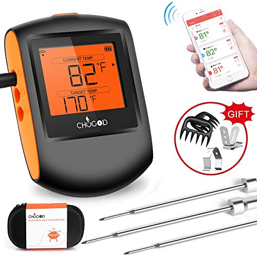 Meat Thermometer Bluetooth Wireless Meat Thermometer product image
