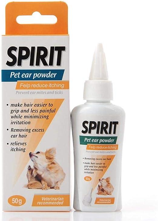 Polvo para Eliminar el Vello de Mascotas de Elinvic, Cuidado Saludable, antiácaros, Suministros de Limpieza Aptos para Gatos o Perros: Amazon.es: Productos para mascotas