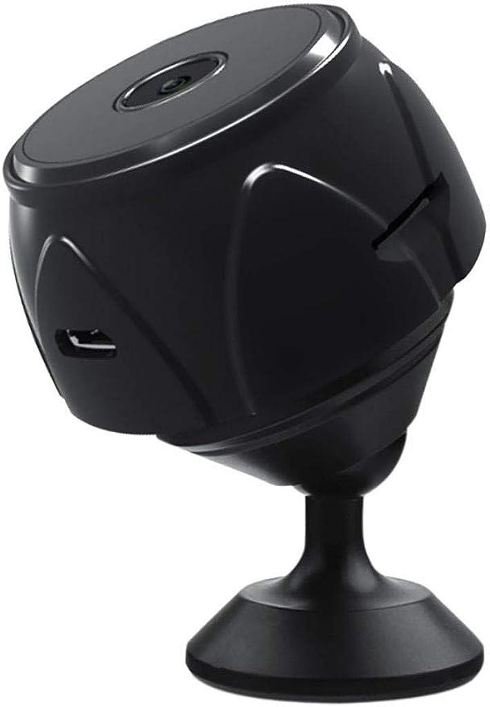 Orcbee Smart WiFi HD Quality Camera Wireless Remote Control Phone Sync Video Camera Black