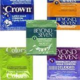 Okamoto Condom Sampler Pack, 60-Count