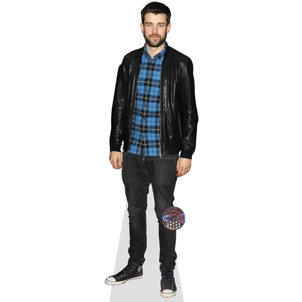 Jeans mini size Cardboard Cutout Standee. Jack Whitehall