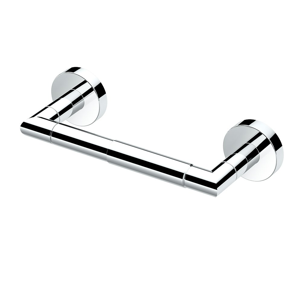 Gatco 4633B Glam Traditional Tissue Holder, Chrome