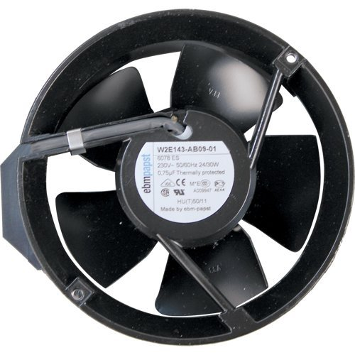 Middleby Marshall Equipment 51399 Fan Cooling 230V 295 Cfm