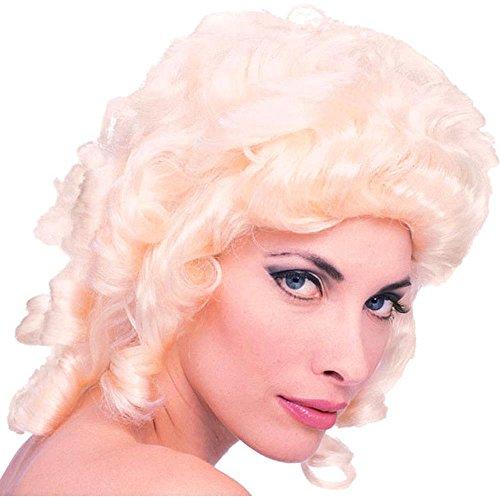 Blonde Southern Belle Wig -