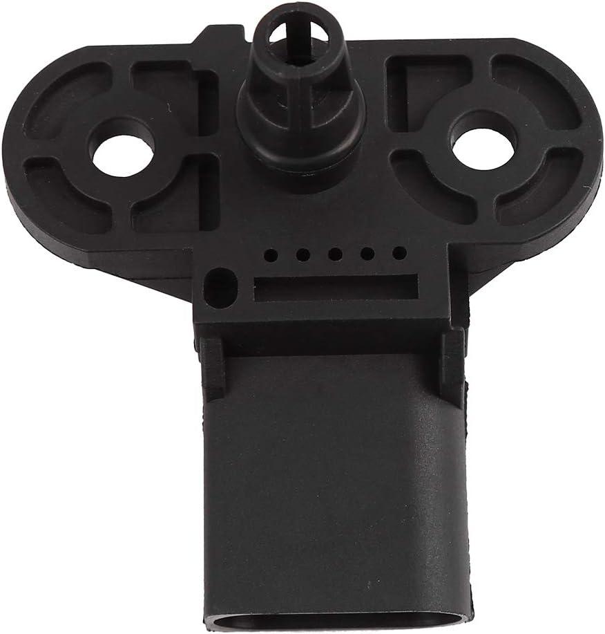 X AUTOHAUX Auto Fahrzeug Verteiler Ansaugluft Absolutdruck MAP Sensor 0261230081