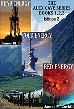 The Alex Cave Series. Books 1,2,3: Edition 2