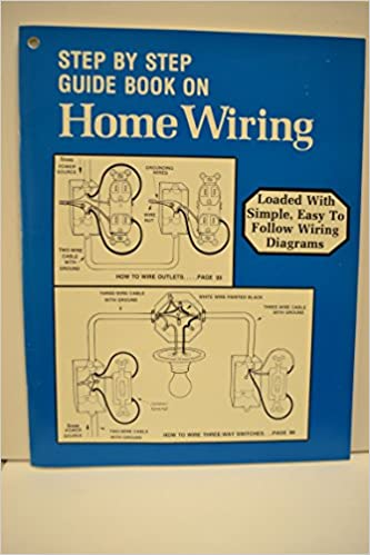 Fantastic Step By Step Guide Book On Home Wiring Unknown Amazon Com Books Wiring Digital Resources Counpmognl