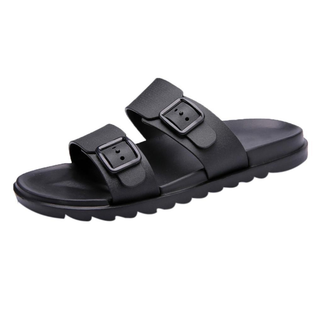 Sandalias para Hombre, RETUROM Zapatos de Verano para Hombres Zapatillas de Ocio Chanclas Zapatillas Cómodas Sandalias Suaves