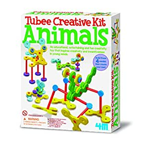 4M Tubee Creative Animal Kit