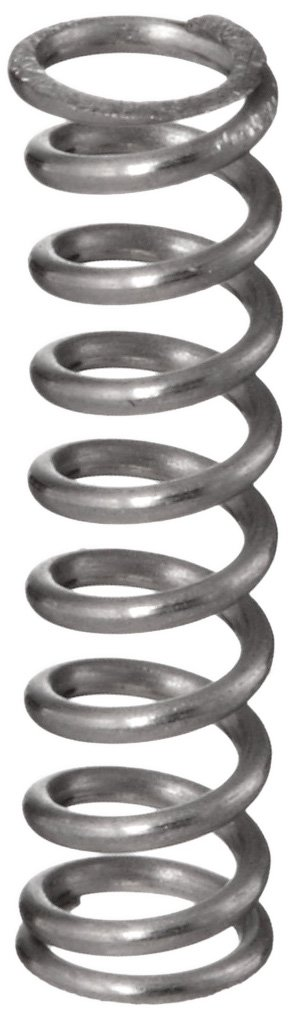 0.236 Compressed Length Inch Pack of 10 33.4 lbs//in Spring Rate Compression Spring 316 Stainless Steel 0.31 Free Length 0.023 Wire Size 0.148 OD 2.46 lbs Load Capacity