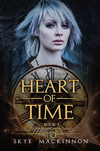 Heart of Time (Ruined Heart Series Book 1) cover
