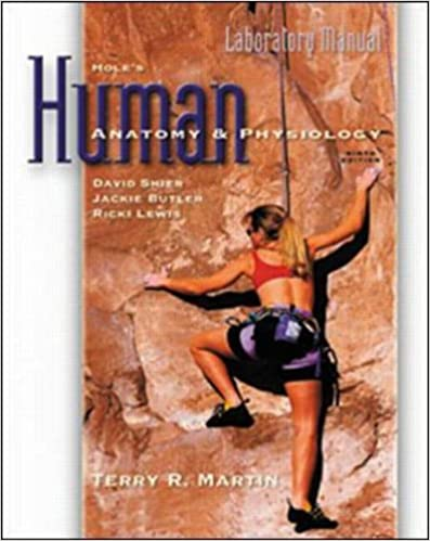 Amazon.com: Laboratory Manual to accompany Hole\'s Human Anatomy and ...