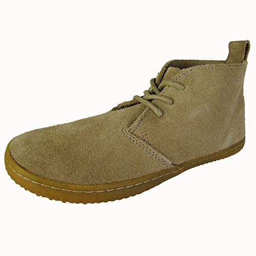 Anatomic Drop - Vivobarefoot Women's Gobi II Walking Shoe, Light Brown, 35 EU/5-5.5 M US