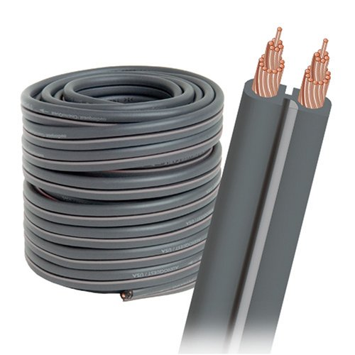 AudioQuest G-2 bulk speaker cable - 16 AWG 30' spool - gray jacket