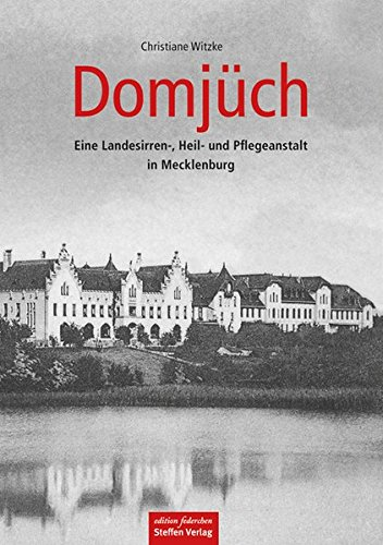 Domjüch - Eine Landesirren-, Heil- und Pflegeanstalt in Mecklenburg