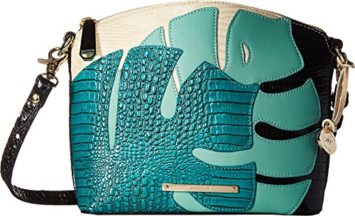Mini Turquoise Body Bag Brahmin Cross Duxbury PdSq7dWRwF